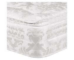 Небольшой пружинный матрас для кровати BEAUMONT 4FT6 190*135*30 (Ivory)