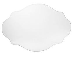 Настенное зеркало с закругленными углами SOPHIA SCALLOPED 80*52,5 (Mirror)