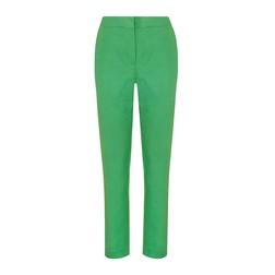 Укороченные брюки зеленного цвета TR 500