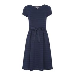 Платье синего цвета MD 151