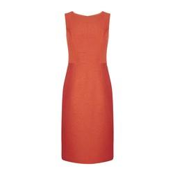 Платье оранжевого цвета MD 272