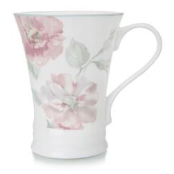 Чайная чашка с рисунком розовых цветов ALBERTINE 8,5*10,5 (Pink)