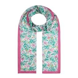 Нежный шелковый шарф SH 961