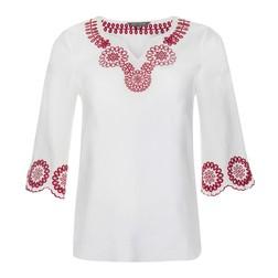 Блуза из 100% льна BL 477