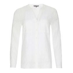 Белая блуза с вышивкой BL 499